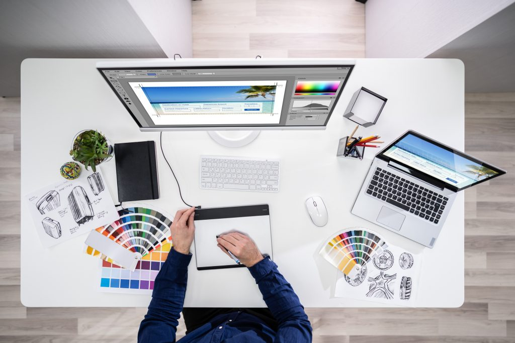 Digital Design Services - The Ad Firm