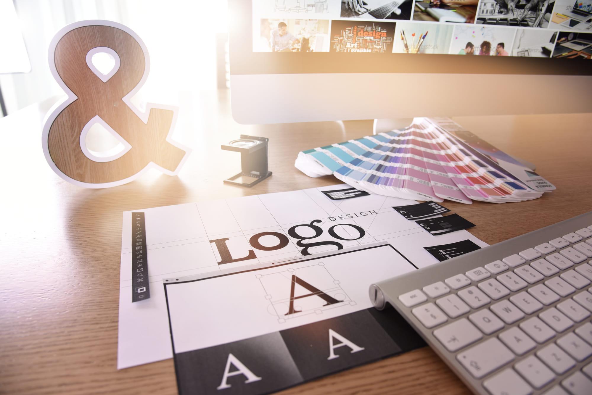 logo design irvine - The Ad Firm