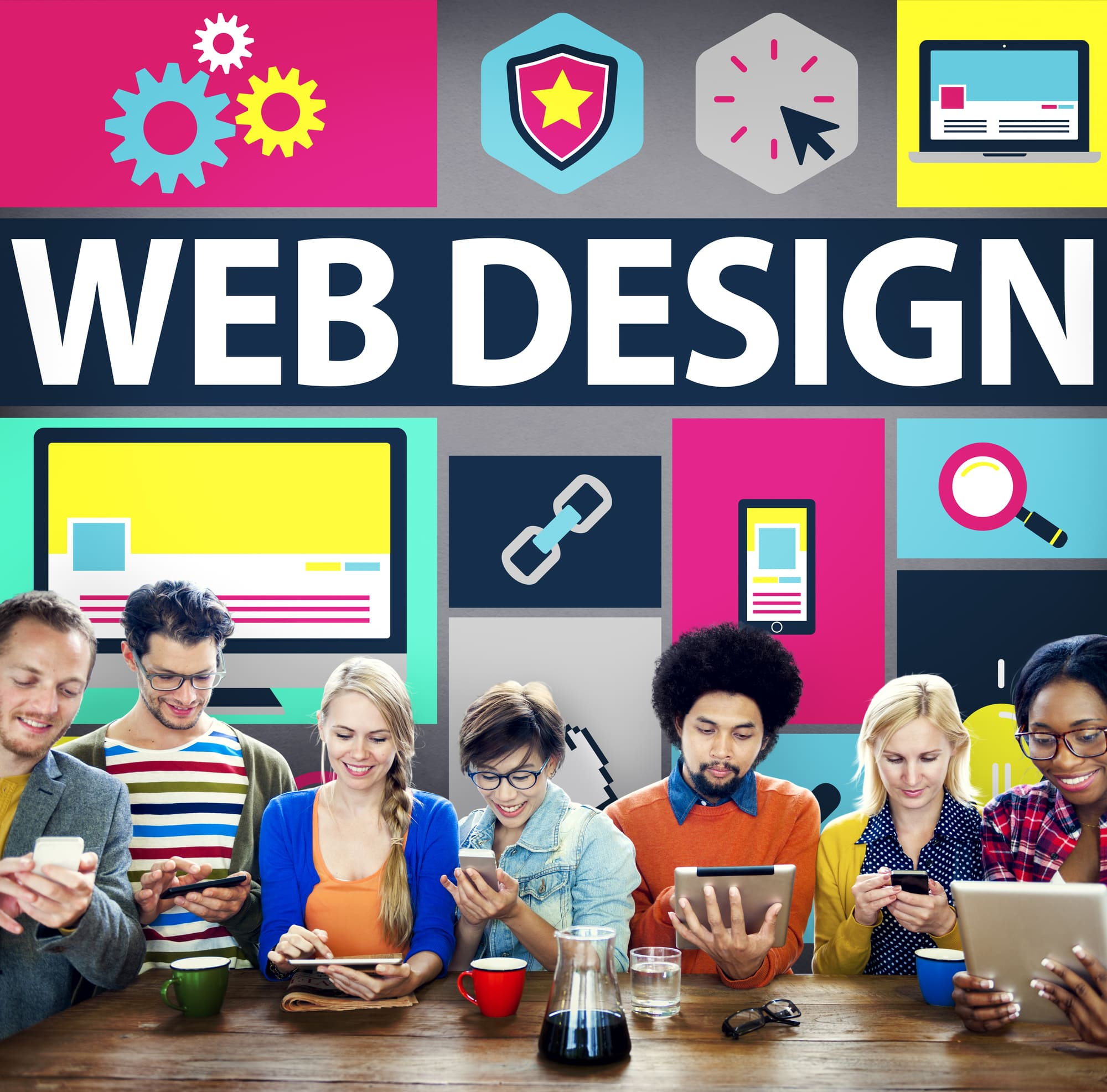 website design services - The Ad Firm